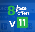 11 free offers for Lectora Version 11 e-Learning software