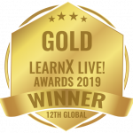 2019-LearnX-Gold-Logo