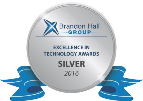 brandon hall group silver award seal
