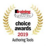 2019 Choice Award for Authoring Tools