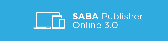Remember,  the official upgrade to Saba Publisher Online 3.2 will occur this weekend, Friday, September 30, 2016, 10:00 PM - 12:00 AM EDT.