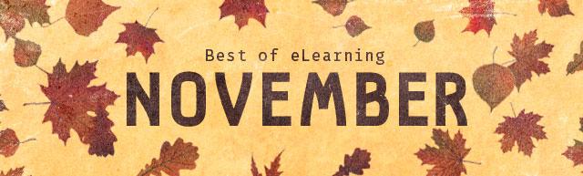 Best of November eLearning
