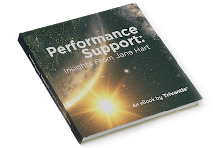Performance Support: Insights From Jane Hart eBook