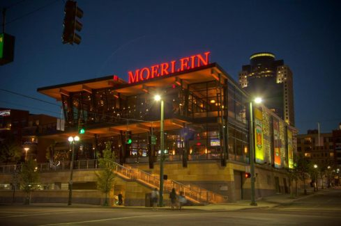 Moerlein restaurant at the banks