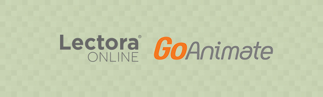 Lectora Online and GoAnimate logos