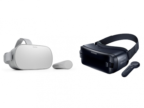 CenarioVR Introduces Samsung Gear VR, Oculus Go Support