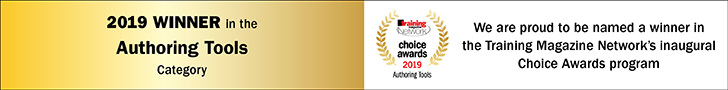 Authoring Tools Choice Awards